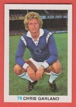 Leicester City Chris Garland